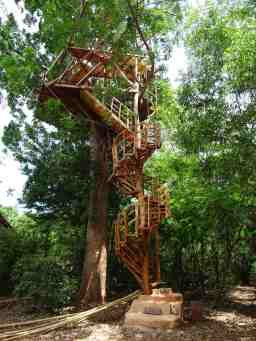 The Khaya Treehouse